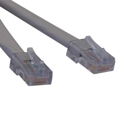 TrippLite N266-010 10ft T1 RJ48C ( RJ45-RJ45 ) Cross-Over Patch Cable