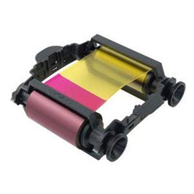 Evolis 2 YMCKO color Ribbons for Badgy printer