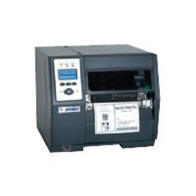 Datamax C93-00-48000004 H-Class H-6308 - Label printer - DT/TT - Roll (6.7 in) - 300 dpi - up to 479.5 inch/min - parallel  USB  LAN  serial - tear bar