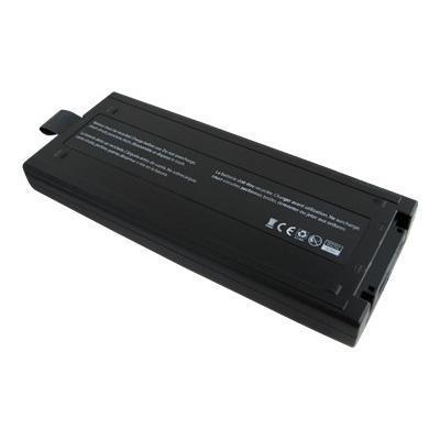 Panasonic Toughbook 18 LiIon 7.4V 6600mAh 6 Cell Pack Laptop Battery  Black