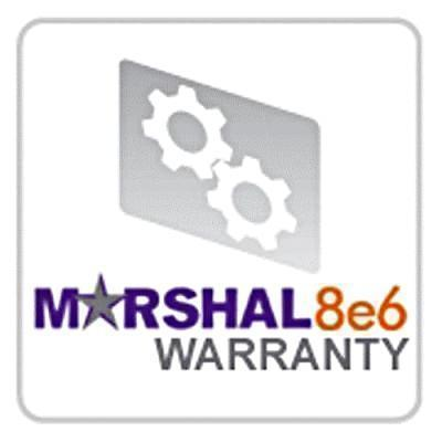 Marshal 8e6 502320-C 8e6 24-Month Additional Parts Warranty - R3000IR Web Filter - Mini Tower