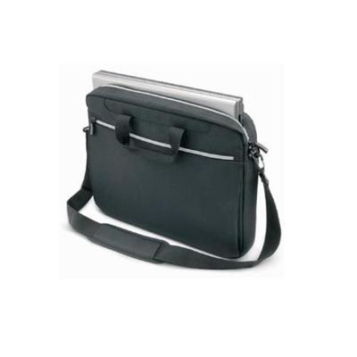 Toshiba PA1449U-1EC6 Lightweight Carrying Case - Notebook carrying case - 16 - black with silver accents - for Satellite C55  C55D  C55Dt  C55t  L305  L55  Tecr