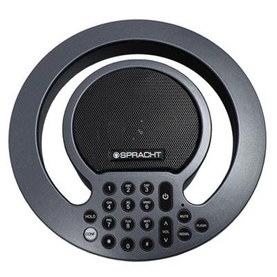 Spracht CP-2016 AURA SoHo Desktop Conference Room Speakerphone - Conference phone