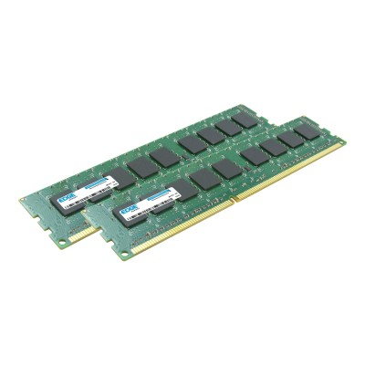 Edge Memory PE22292502 8GB (2X4GB) PC310600 ECC Unbuffered 240