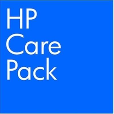 Hewlett Packard Enterprise UR894E 4-year Support Plus 24 ProCurve 4202vl Service