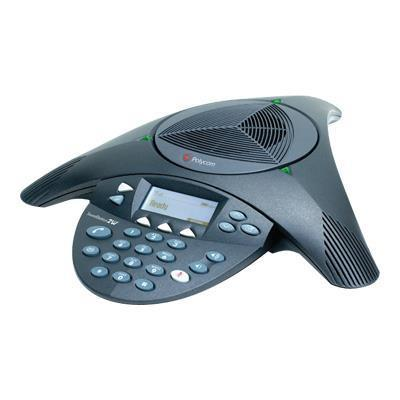 SoundStation2W EX - cordless conference phone with caller ID