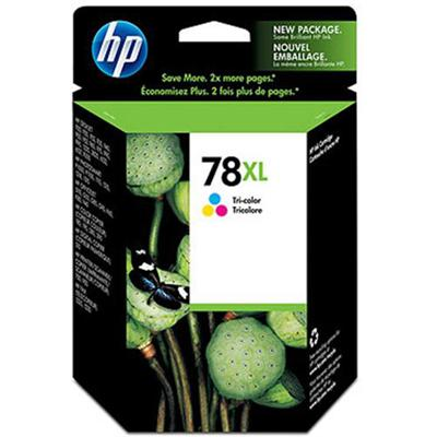 78XL Tri-color Inkjet Print Cartridge