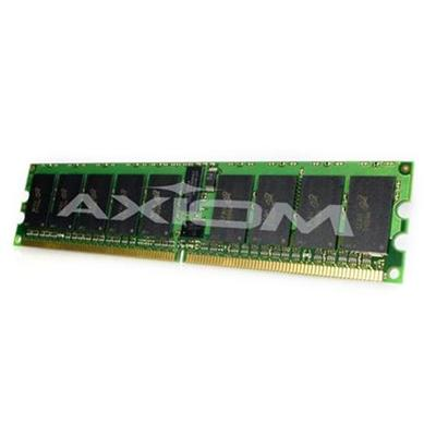 Axiom Memory A2018596-AX 8GB DDR2-667 ECC RDIMM Kit (2 x 4GB) DDR2 667  PC2-5300 240p ECC DDR2 DIMM Registered