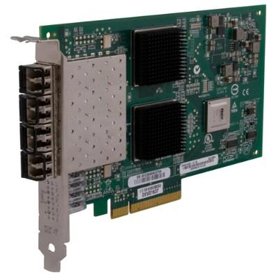 Qlogic QLE2564-CK QLE2564 - Host bus adapter - PCIe 2.0 x8 - 8Gb Fibre Channel x 4