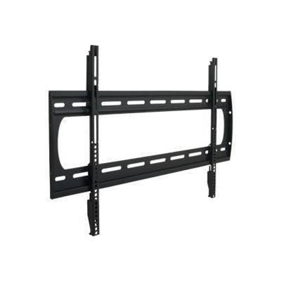 Premier Mounts P4263F Universal Flat Mount P4263F - Wall mount for LCD display - black - screen size: 42'' - 63''