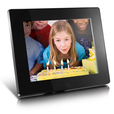 Aluratek ADMPF108F 8 Digital Photo Frame with 512MB Memory Included - ADMPF108F