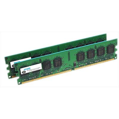 Edge Memory PE22372402 8GB (2 X 4GB) PC26400 NONECC Unbuffered 240 PIN DDR2 Kit