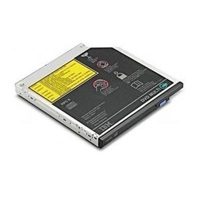 Lenovo System x Servers 46M0901 UltraSlim Enhanced SATA DVD-ROM Combo Drive