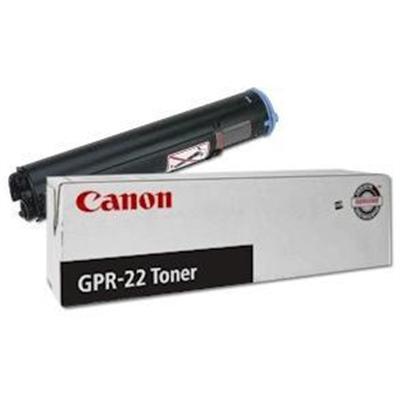 Gpr22 Black Toner