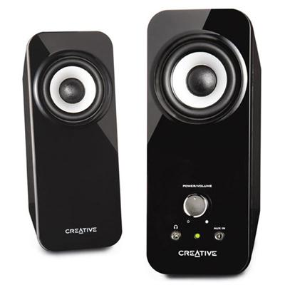 Creative Labs 51MF1625AA001 Inspire T12 Desktop Speaker