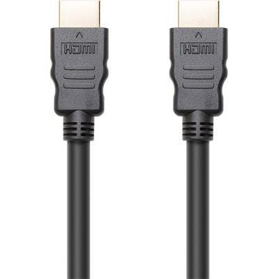 Unirise USA HDMI-MM-15F HDMI Cable - 15 Feet - Male to Male - V1.4 - Black