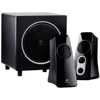 Logitech 980-000319 Speaker System Z523 - Black