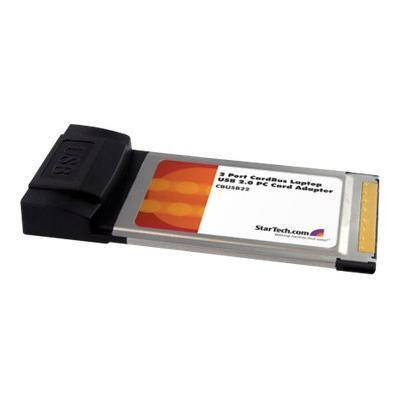 Click here for 2-port CardBus Laptop USB 2.0 PC Card Adapter prices