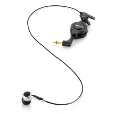 Philips LFH9162/00 LFH9162 - Headset - in-ear - black/silver
