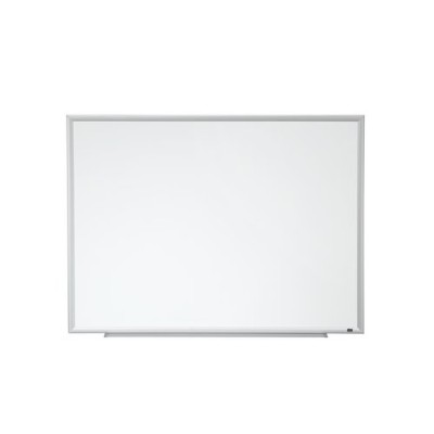 3M DEP3624A Porcelain Dry Erase Board  Magnetic 36 in x 24 in with 4 dry erase markers