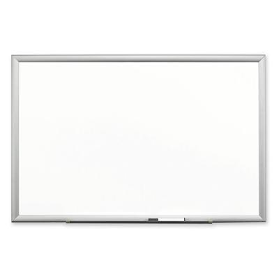 3M DEP6036A Porcelain Dry Erase Board  Magnetic 60 in x 36 in with 4 dry erase markers