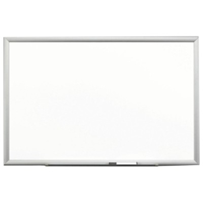 3M DEP9648A Porcelain Dry Erase Board  Magnetic 96 in x 48 in with 4 dry erase markers