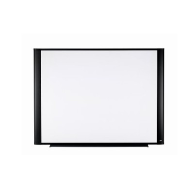 3M M3624A Melamine Dry Erase Board  Aluminum Frame 36 in x 24 in
