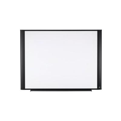 3M M3624G Melamine Dry Erase Board  Graphite Finish Frame  36 in x 24 in