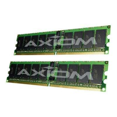 Axiom Memory A2257197-AX AX - DDR2 - 8 GB : 2 x 4 GB - DIMM 240-pin - 667 MHz / PC2-5300 - registered - ECC - for Dell PowerEdge R300  R805  T300
