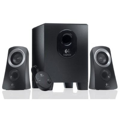 Logitech 980-000382 Speaker System Z313