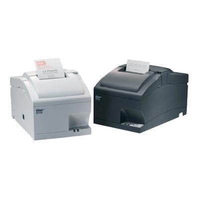 Star Micronics 37999140 SP712MU - Receipt printer - two-color (monochrome) - dot-matrix - 16.9 cpi - 9 pin - up to 8.9 lines/sec - USB - tear bar