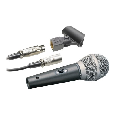 Audio - Technica ATR-1500 Cardioid Dynamic Vocal/Instrument Microphone