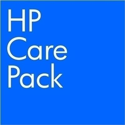 HP Inc. UQ820E 3-year Next Business Day Hardware Support for Travelers with Accidental Damage Protection and Defective Media Retention Notebook Only Service