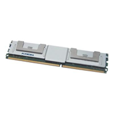 Axiom Memory AX2667F5S/2G DDR2 - 2 GB - FB-DIMM 240-pin - 667 MHz / PC2-5300 - CL5 - fully buffered - ECC