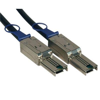 TrippLite S524-03M 3m External SAS Cable 4-Lane Mini-SAS SFF-8088 to Mini-SAS SFF-8088 10ft 10' - SAS external cable - 4-Lane - 26 pin 4x Shielded Mini MultiLan