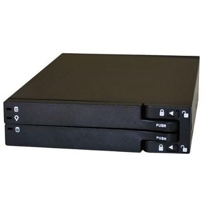 SIIG SC-SA0C12-S1 Dual 2.5 SATA Mobile Rack