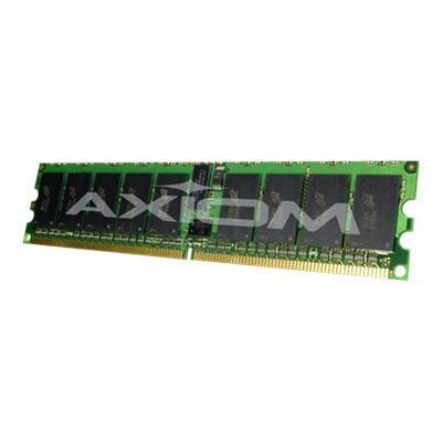 Axiom Memory AX31333R9V/4G 4GB DDR3-1333  PC3-10600  240p  1.5v  CL9  ECC  DDR3 DIMM Registered