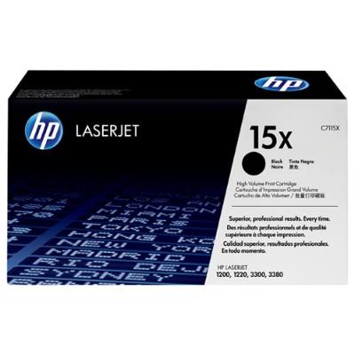 HP Inc. C7115X LaserJet C7115X Black Print Cartridge