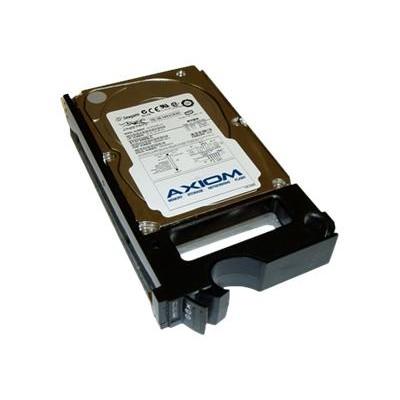 Axiom Memory 454232-B21-AX AX - Hard drive - 450 GB - hot-swap - 3.5 - SAS - 15000 rpm - Plug and Play