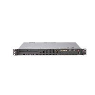 Super Micro SYS-5016I-MRF Supermicro SuperServer 5016I-MRF - Server - rack-mountable - 1U - 1-way - RAM 0 MB - no HDD - MGA G200eW - GigE - monitor: none