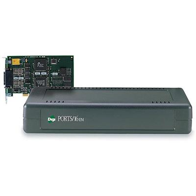 AccelePort Xem 16-port RS-232 with RJ-45 Rack (Open Box Product Limited Availability No Back Orders)