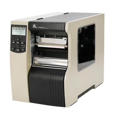Zebra Tech 140-801-00200 Xi Series 140Xi4 Monochrome Direct Thermal / Thermal Transfer Label printer - Parallel  Serial  USB  10/100Base-TX
