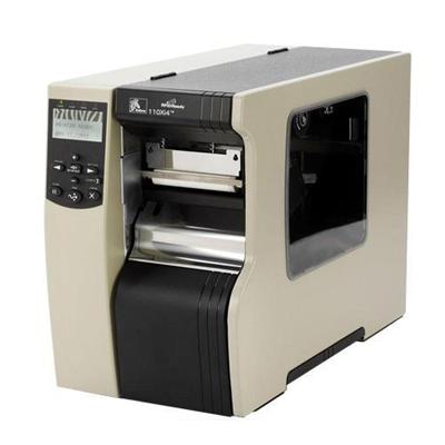 Zebra Tech 116-801-00001 Xi Series 110Xi4  Monochrome Direct Thermal / Thermal Transfer Label printer - Parallel  Serial  USB  10/100Base-TX