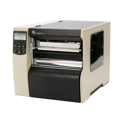 Zebra Tech 223-801-00000 Xi Series 220Xi4 - Label printer - DT/TT - Roll (8.8 in) - 300 dpi - up to 359.1 inch/min - parallel  USB  LAN  serial