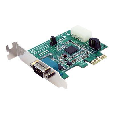 Click here for 1 Port Low Profile PCI Express Serial Card - 16950 prices