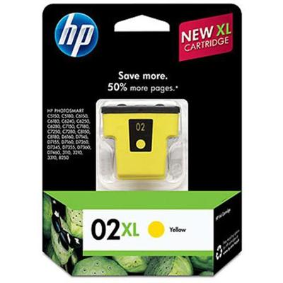 HP Inc. C8732WN 02xl Color Club Combo - High Yield - yellow - original - ink cartridge - for Photosmart 7180  82XX  C5100  C5170  C5173  C5175  C5177  C5190  C5