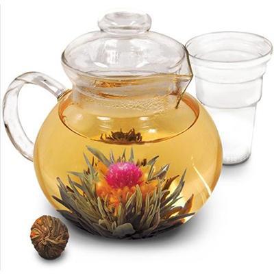 Primula Products PTA-3940 Classic 40oz Glass Teapot