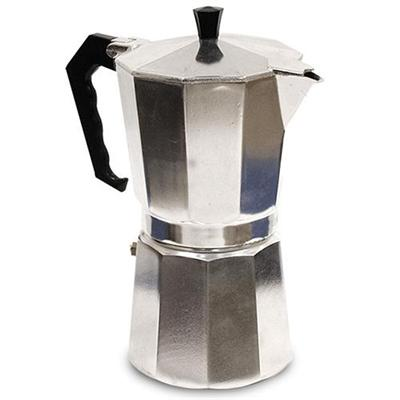 Primula Products PES-3306 Aluminum Stovetop Espresso Coffee Maker 6 Cup 7951605
