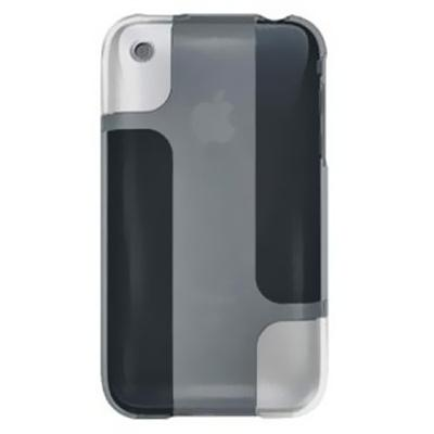 BodyGuard Hue for iPod touch 2G - Graphite/White
