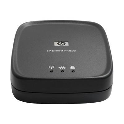 HP Inc. J8021A#ABA Jetdirect ew2500 802.11b/g Wireless Print Server